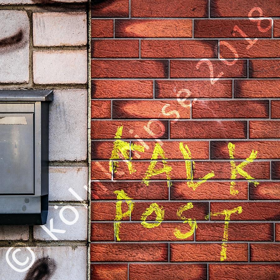 Postbank Kalk Post
