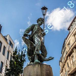 Martinsbrunnen Bonn