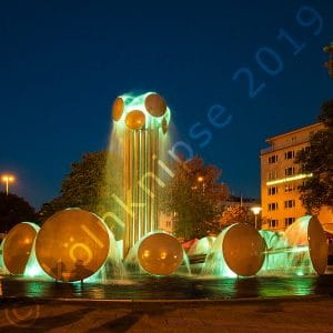 Ebertplatz-Brunnen