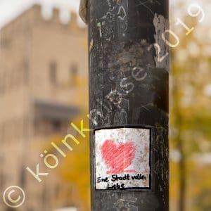 Stadt voller Liebe