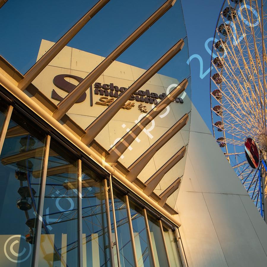 Riesenrad Schokoladenmuseum