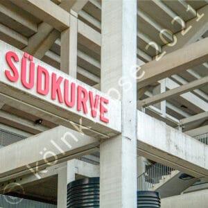Südkurve Rhein Energie Stadion